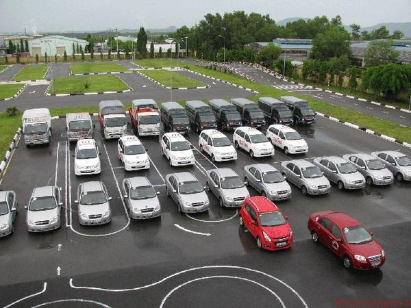 học lái xe ô tô b2 tại quận cầu giấy