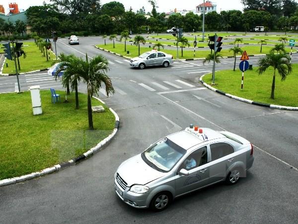 học lái xe b2 uy tín tại vov