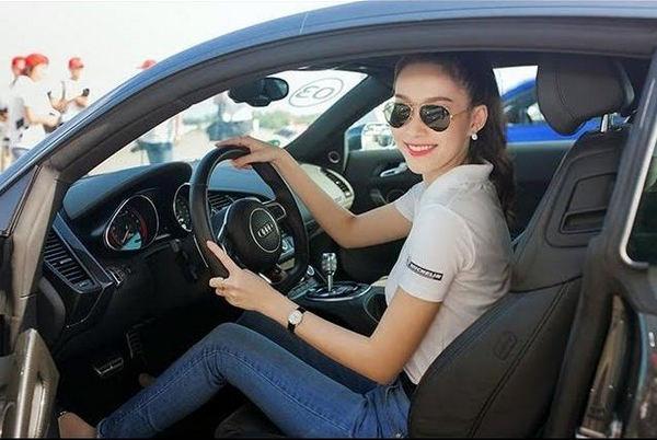 học thực hành lái xe ô tô