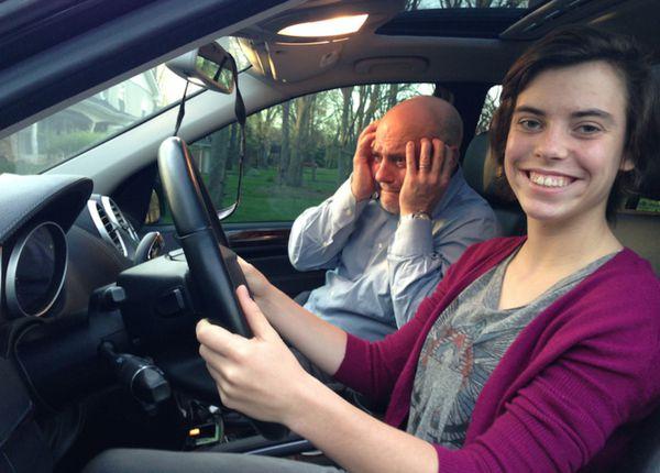 8 sai lầm mà các tài xế mới thường mắc phải