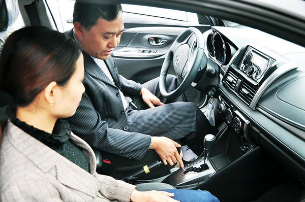 học lái xe ô tô tại quận đống đa uy tín